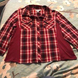 ⬇️ SALE Christopher&banks medium shirt